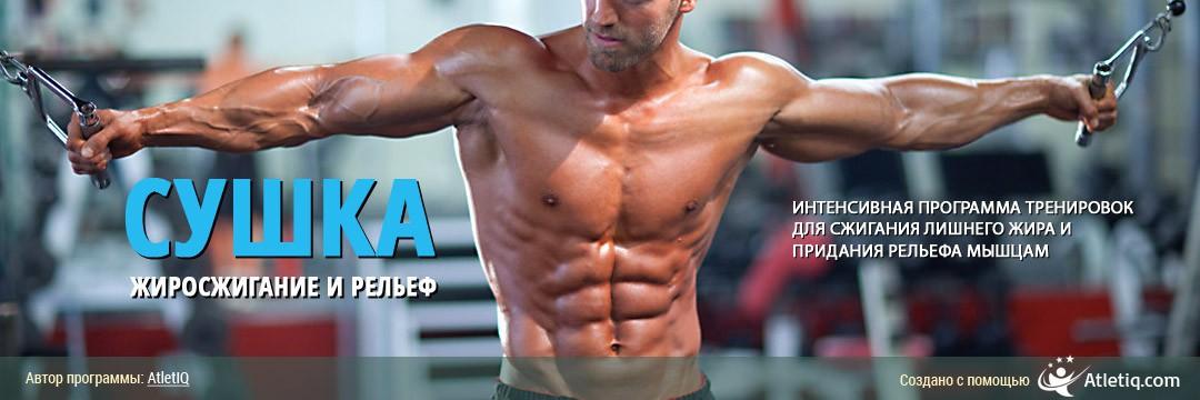 Упражнения для рельефа мышц в домашних условия 697