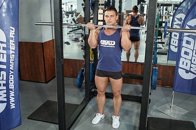Photo of Barbell Curl exercise