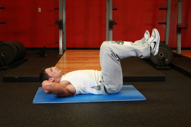 Photo of Bicycle Crunches exercise