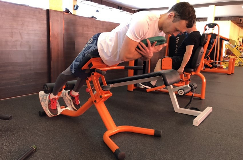 Exercise Hyperextensions (Back Extensions)
