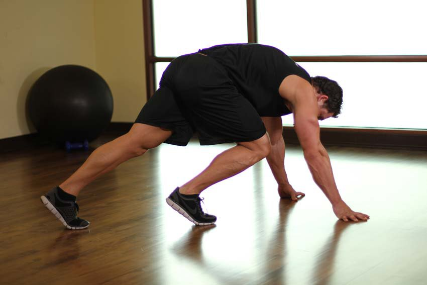 Exercise Mountain Climbers