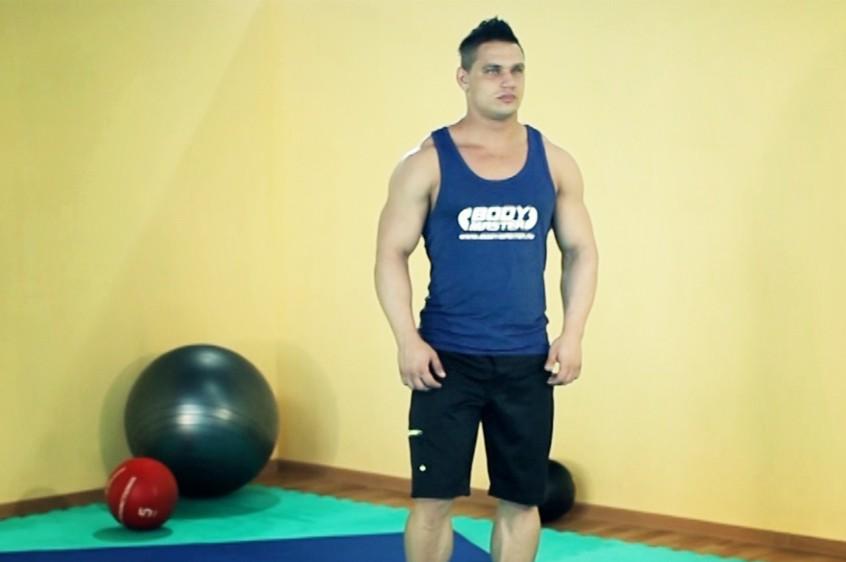 Exercise Shoulder Stretch