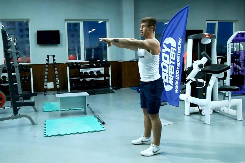 Exercise Sit Squats