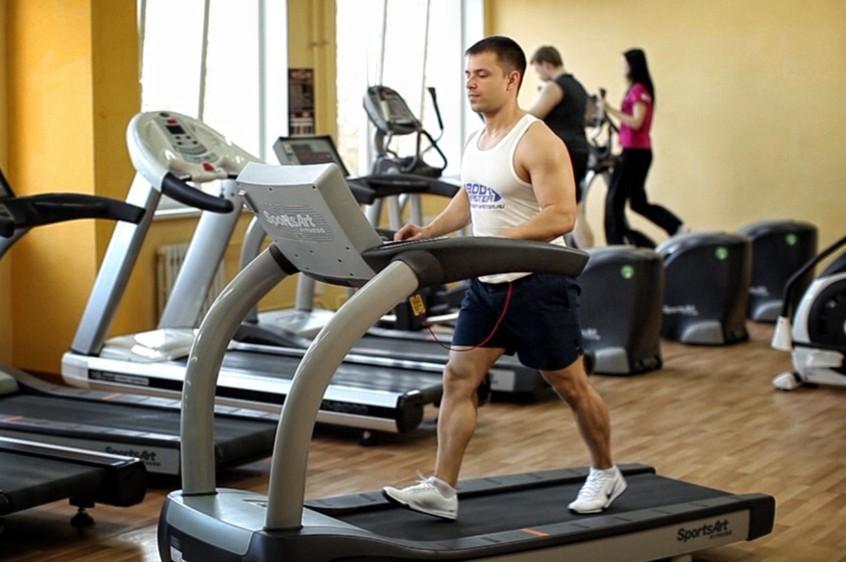 Exercise Running, Treadmill