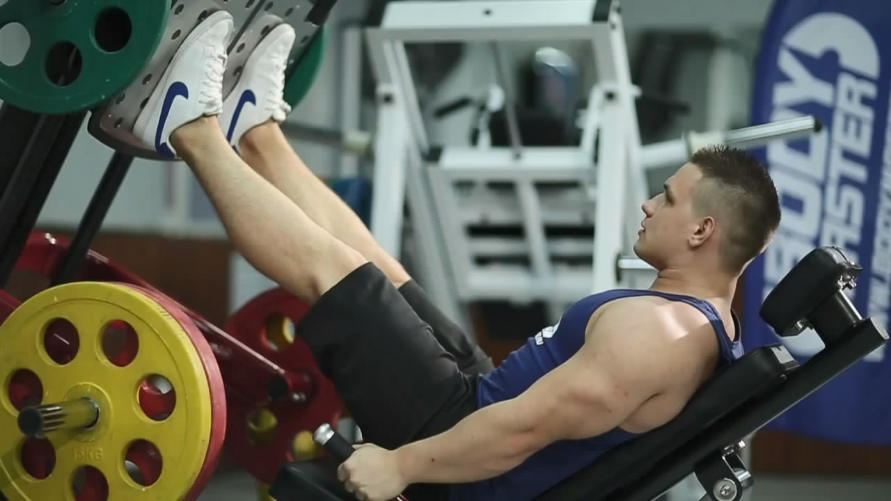 Exercise Leg Press