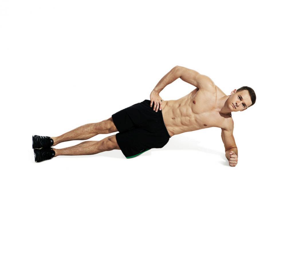Exercise Боковая планка