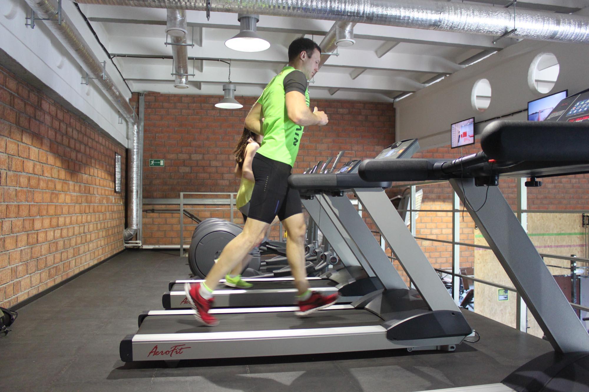Exercise Jogging-Treadmill