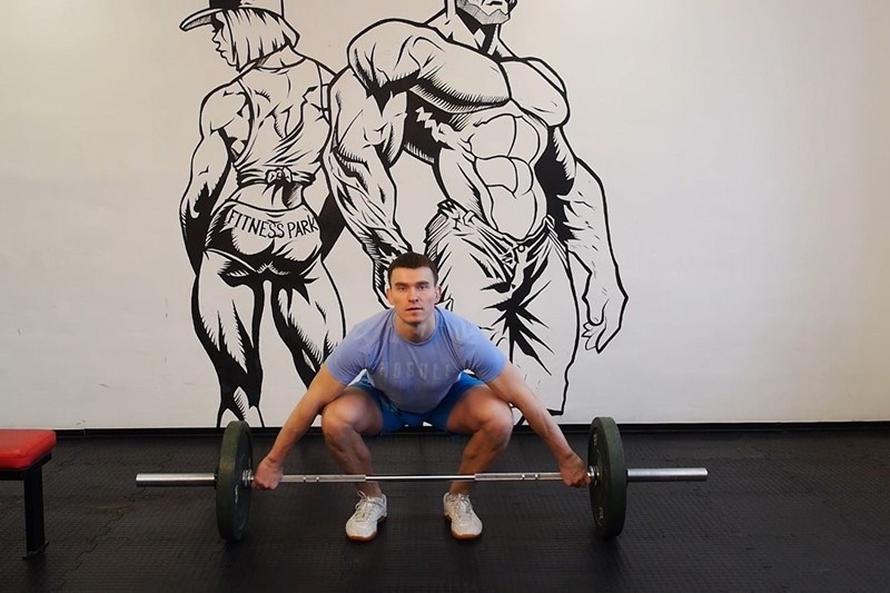Exercise Muscle Snatch