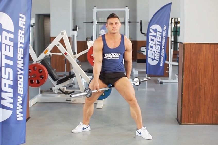 Exercise Jefferson Squats