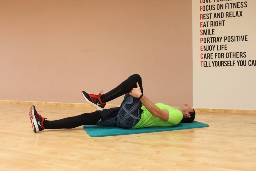 Exercise 90/90 Hamstring