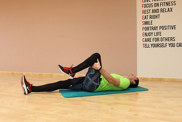 Photo of 90/90 Hamstring  exercise