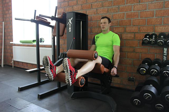 Photo of Seated Leg Curl  exercise