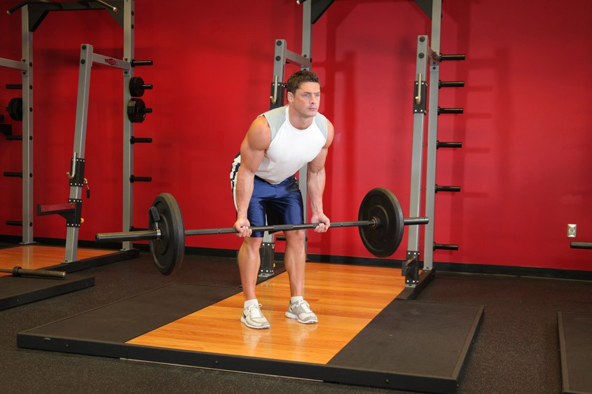 Exercise Reverse Grip Bent-Over Rows
