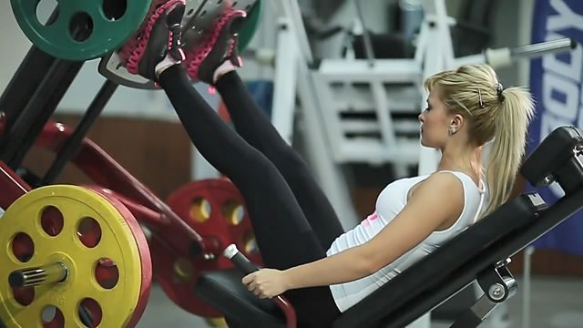 Photo of Leg Press exercise