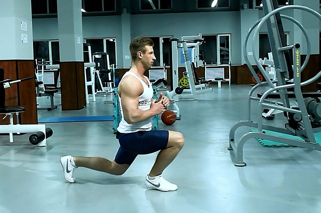 Photo of Split Squats  exercise