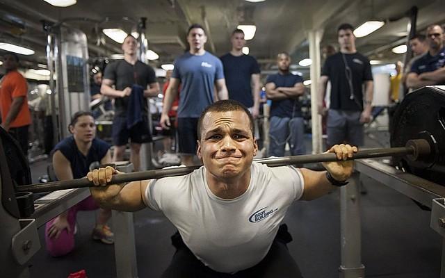 «Maxima»: тренировки всего тела на массу