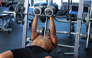 4 workouts per week for mass gain
