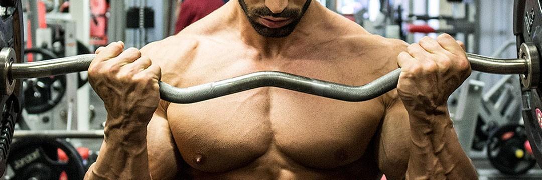 Набор мышечной массы » Программа тренировок на грудь
