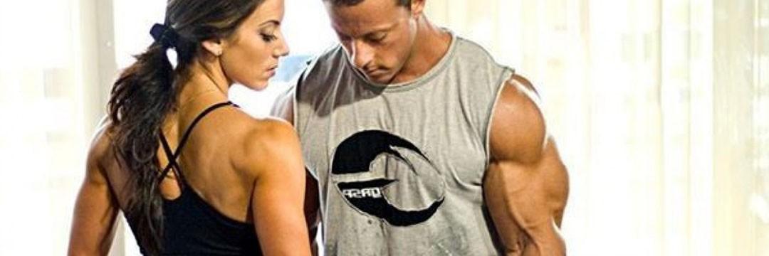 Fat Burning » Программа тренировок для сушки мышц