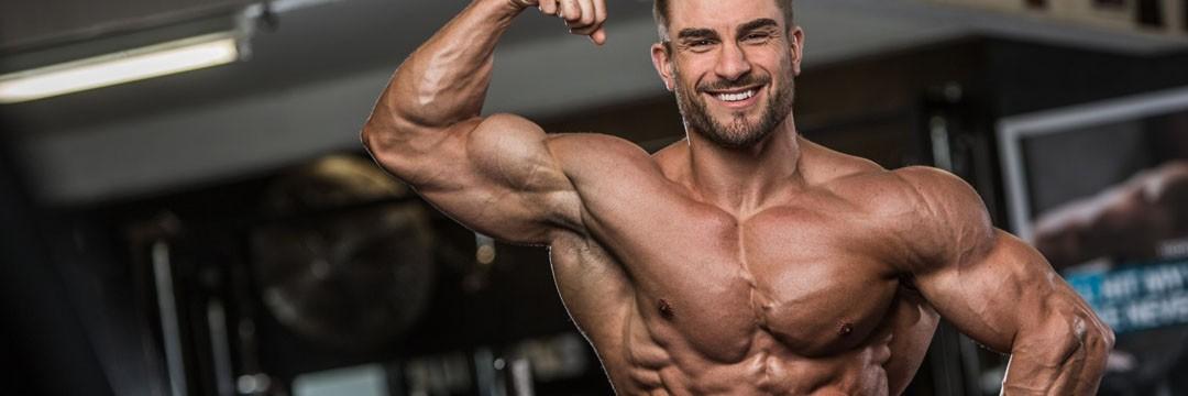 Набор мышечной массы » Профессиональный пятидневный сплит
