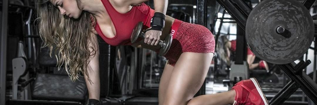 Fat Burning » Программа тренировок для девушек: средний уровень подготовки