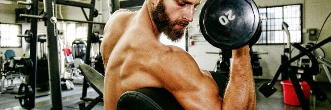 Gain Strength » Программа тренировок для натуралов на 3 дня