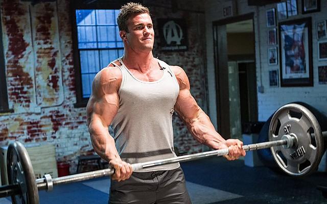 Muscular: «большой взрыв» массы