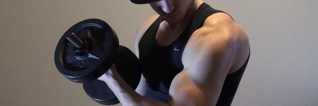 Набор мышечной массы » ИМПУЛЬС: гантельный комплекс на массу