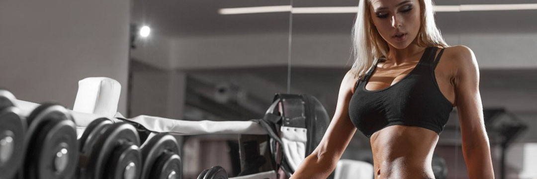 Mass Gain » TOP-building: women's body building program
