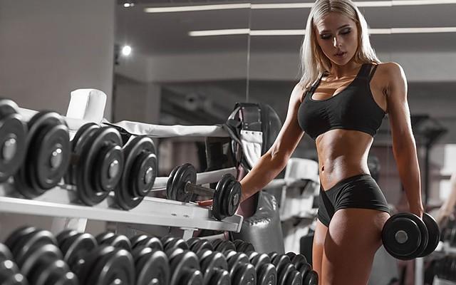 TOP-building: женская программа строительства «верха» тела
