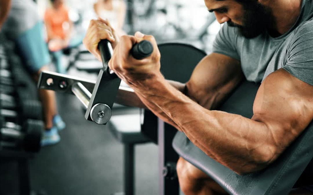 Набор мышечной массы » Тренировочный комплекс на массу три раза в неделю