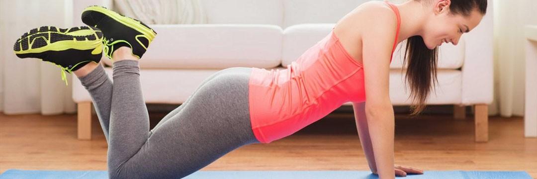 Fat Burning » Круговая тренировка в домашних условиях с собственным весом