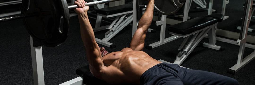 Набор мышечной массы » Пятидневный сплит