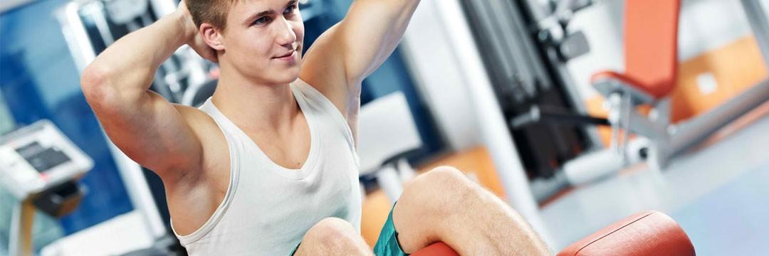 Набор мышечной массы » вводная программа тренировок