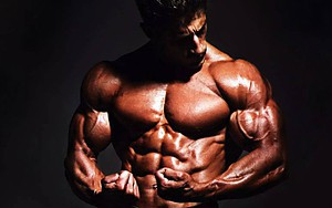 Pumping program for shredding men's body