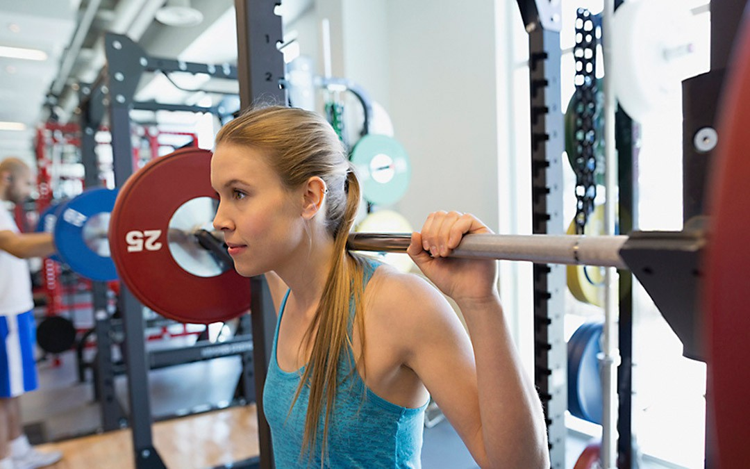 Fat Burning » Four-day split for girls