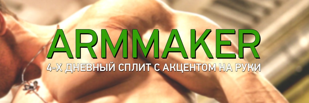 Mass Gain » Armmaker