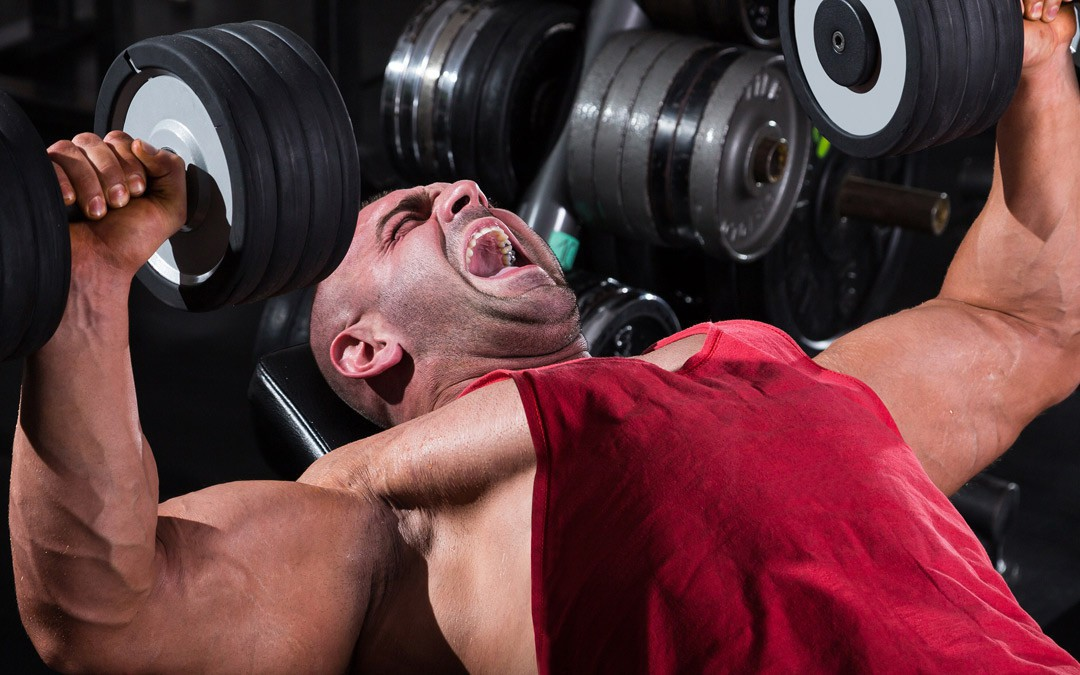 Mass Gain » Mass gain and strength development without machines