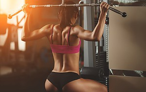 Maintaining the muscle tone of the whole body for women