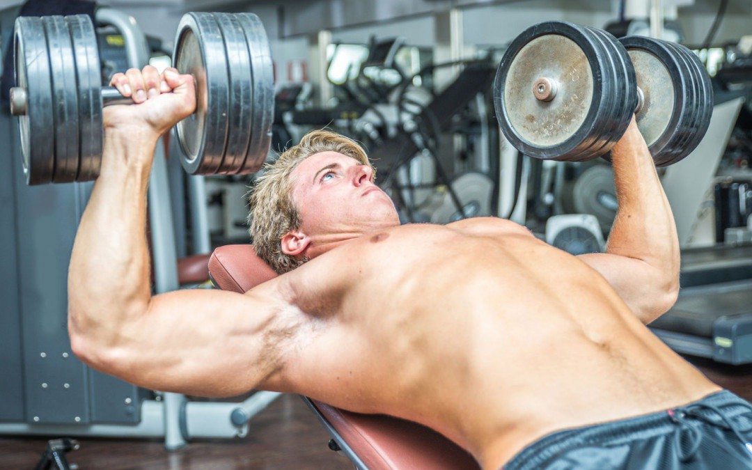 Mass Gain » Total Split - Strength and Hypertrophy, upper / lower