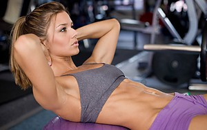 Six packs in 8 weeks for women