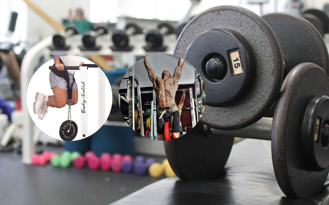 Gain Strength » Dumbbells, Pull-ups, Dips - mass gain and strength development