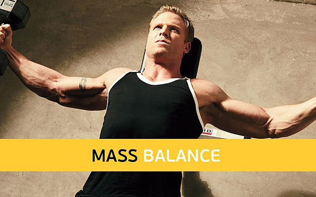 Mass Balance 6x12x18